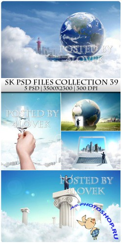 SK PSD files Collection 39
