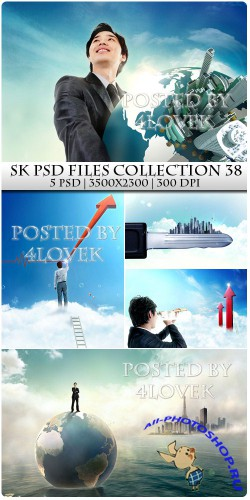 SK PSD files Collection 38