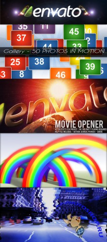 VideoHive - Colorful AE Projects