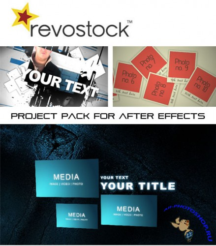 RevoStock - After Effects Projects Collection