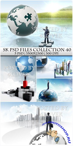 SK PSD files Collection 40