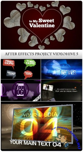 AE Project VideoHive Pack 5