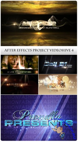 AE Project VideoHive Pack 4