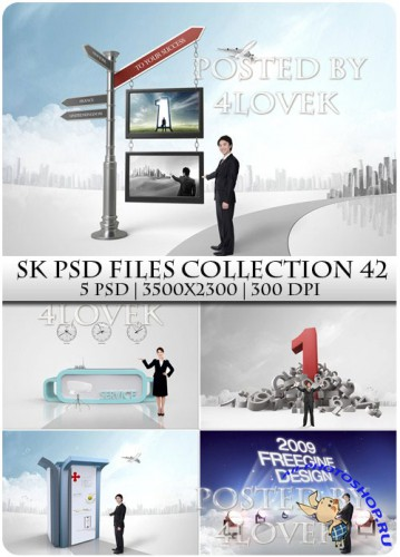 SK PSD files Collection 42