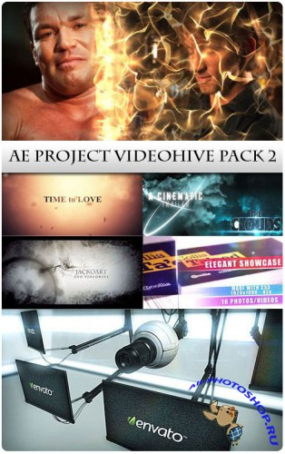 AE Project VideoHive Pack 2