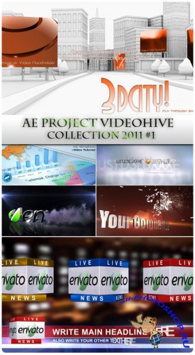 AE Projects Videohive Collection 2011|1