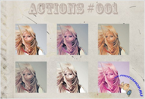 Actions # 001