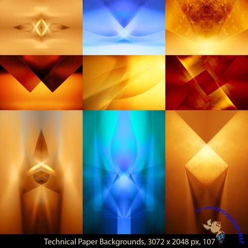 Technical Paper backgrounds