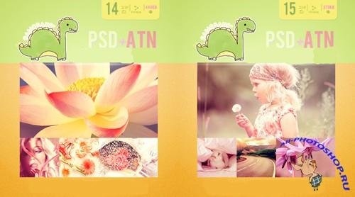 PSD and ATN pack