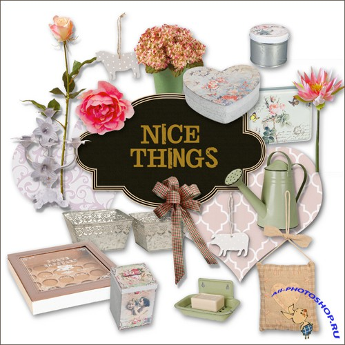 Scrap-kit - Nice Things