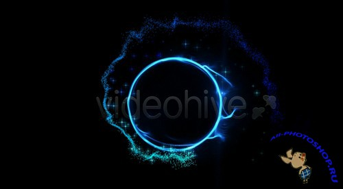 Videohive - Circle Form Reveal