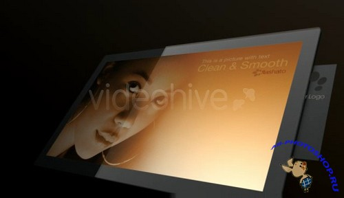 Videohive - Cinema Display