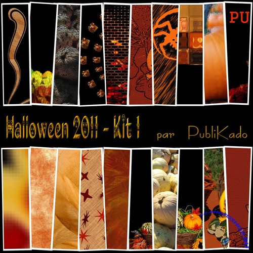 Textures - Halloween Backgrounds #2