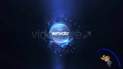 Videohive - Disc Logo Intro
