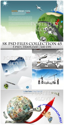 SK PSD files Collection 45