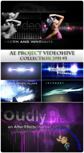 AE Projects Videohive Collection 2011|3