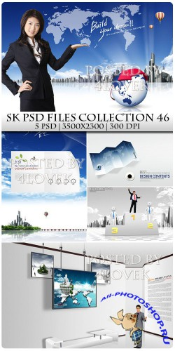 SK PSD files Collection 46
