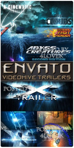 Trailers After Effects Projects