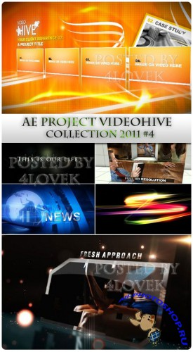 AE Projects Videohive Collection 2011|4
