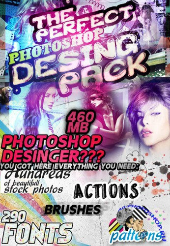 Design Resource Pack 2011