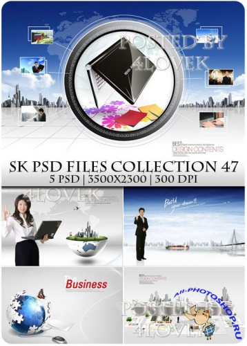 SK PSD files Collection 47