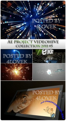 AE Projects Videohive Collection 2011|5
