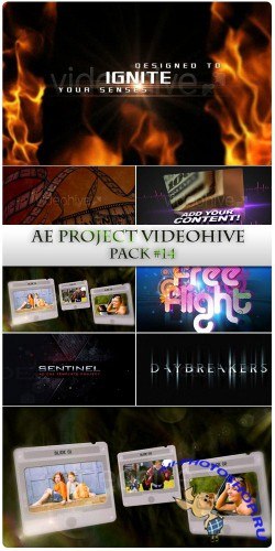 AE Project Videohive pack 14
