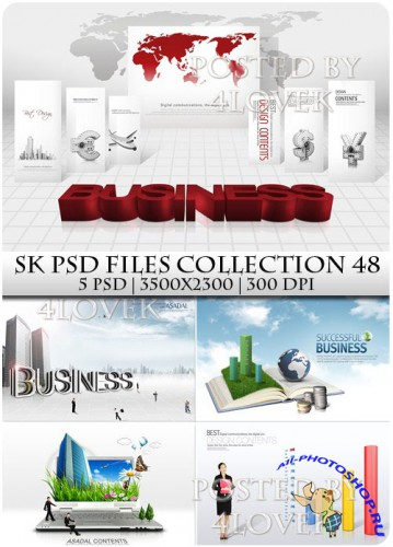 SK PSD files Collection 48