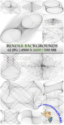 Render Backgrounds