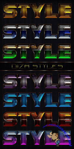 Text styles by DiZa - 27