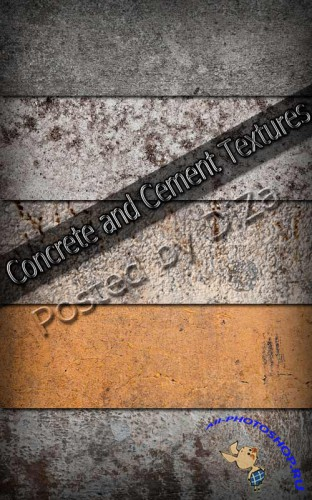 Concrete and Cement Textures