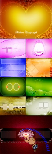 Squandered Romance Series - Provence Of The Sky - Plane Cross-Page Photo Templates