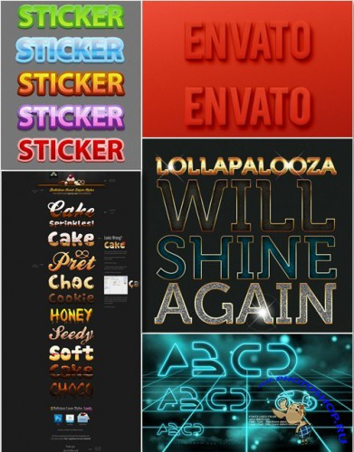 Graphicriver Collection Styles ASL