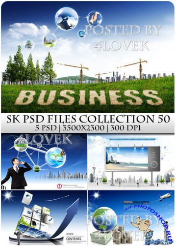 SK PSD files Collection 50