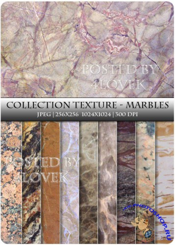Textures - Marbles