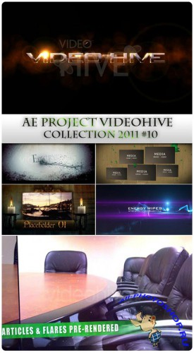 AE Projects Videohive Collection 2011|10