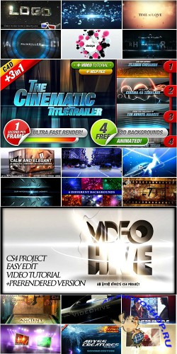 AE Project Videohive pack 15