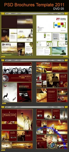 Brochures Source PSD 2011 (DVD 5)