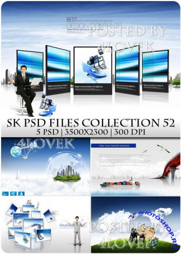 SK PSD files Collection 52