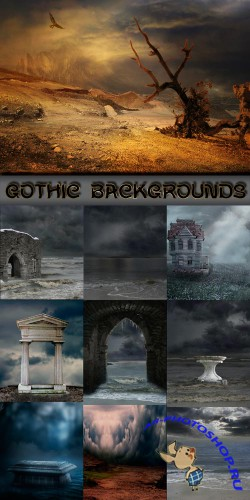 Gothic backgrounds