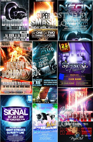 Graphicriver Collection Flyer Template 1