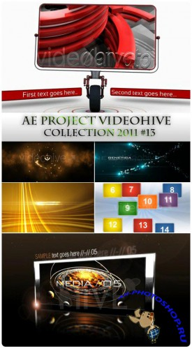 AE Projects Videohive Collection 2011|13