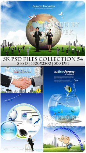 SK PSD files Collection 54