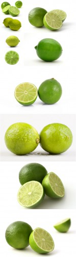 Photo Cliparts - Lime
