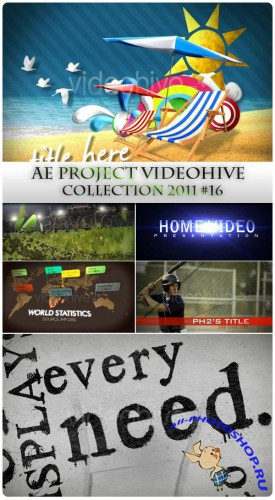 AE Projects Videohive Collection 2011|16