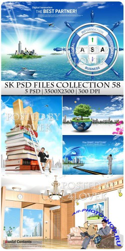 SK PSD files Collection 58