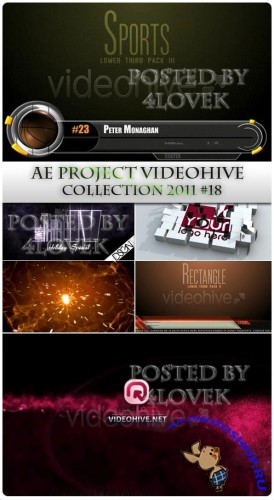AE Projects Videohive Collection 2011|18
