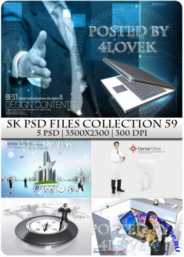 SK PSD files Collection 59