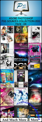 PSD Source Collection 2011 Pack-04