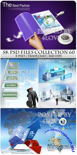SK PSD files Collection 60